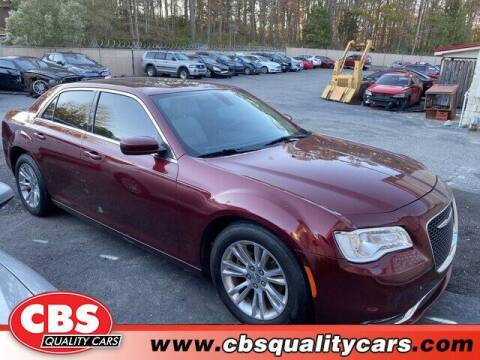 2017 Chrysler 300 for sale at CBS Quality Cars in Durham NC