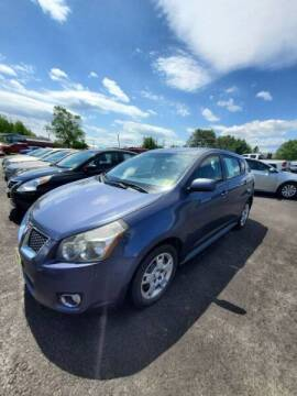 2010 Pontiac Vibe for sale at Jeff's Sales & Service in Presque Isle ME