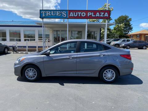 2016 Hyundai Accent for sale at True's Auto Plaza in Union Gap WA
