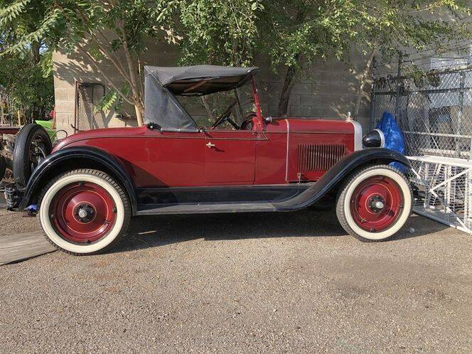 1928 Chevrolet Roadster for sale at Classic Car Deals in Cadillac MI