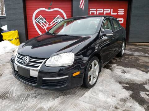 2010 Volkswagen Jetta for sale at Apple Auto Sales Inc in Camillus NY