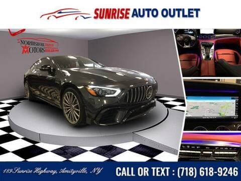 2019 Mercedes-Benz AMG GT for sale at Sunrise Auto Outlet in Amityville NY