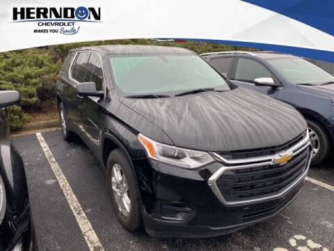 2020 Chevrolet Traverse for sale at Herndon Chevrolet in Lexington SC
