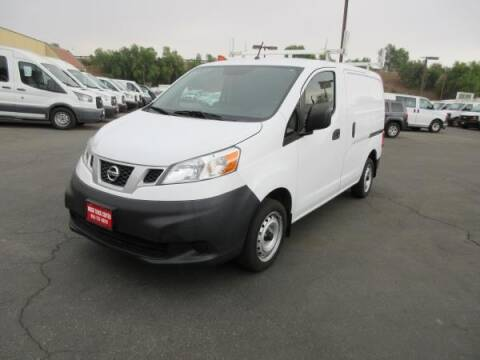 2018 Nissan NV200 for sale at Norco Truck Center in Norco CA