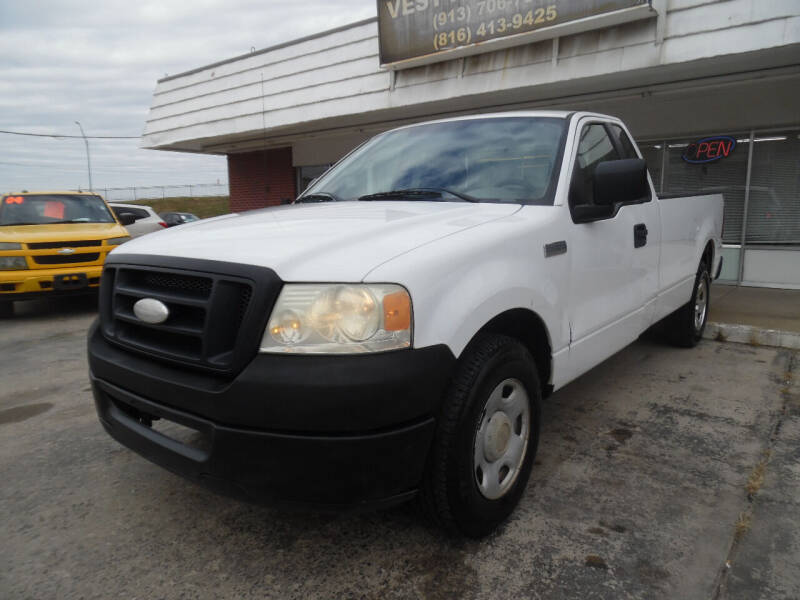 2006 Ford F-150 for sale at VEST AUTO SALES in Kansas City MO