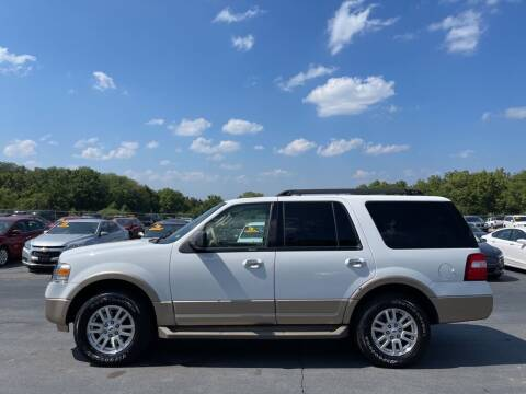2013 Ford Expedition for sale at CARS PLUS CREDIT in Independence MO