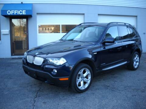 2009 BMW X3 for sale at Best Wheels Imports in Johnston RI