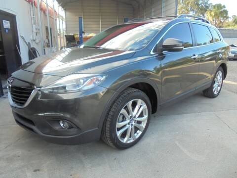 2013 Mazda CX-9 for sale at Automax Wholesale Group LLC in Tampa FL