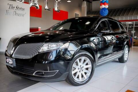 2016 Lincoln MKT Town Car for sale at Quality Auto Center in Springfield NJ
