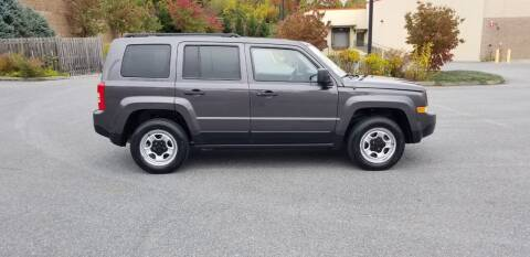 2015 Jeep Patriot for sale at Lehigh Valley Autoplex, Inc. in Bethlehem PA