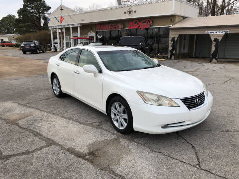 2007 Lexus ES 350 for sale at Townsend Auto Mart in Millington TN