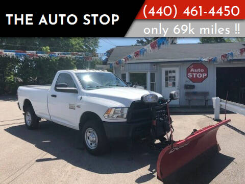2015 RAM Ram Pickup 2500 for sale at The Auto Stop in Painesville OH