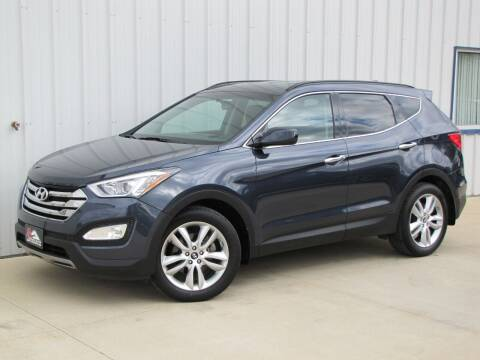 2013 Hyundai Santa Fe Sport for sale at Lyman Auto in Griswold IA