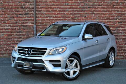 2013 Mercedes-Benz M-Class for sale at Four Seasons Motor Group in Swampscott MA