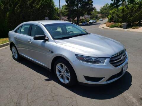 2017 Ford Taurus for sale at CAR CITY SALES in La Crescenta CA