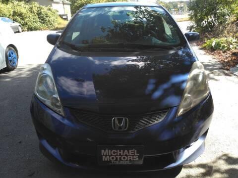 2010 Honda Fit for sale at MICHAEL MOTORS in Farmington ME