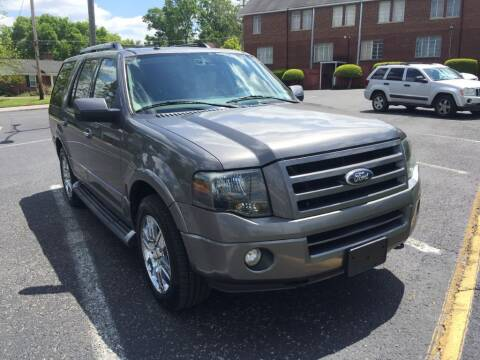 2010 Ford Expedition for sale at DEALS ON WHEELS in Moulton AL