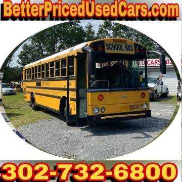 2008 Freightliner B2 Chassis for sale at Better Priced Used Cars in Frankford DE