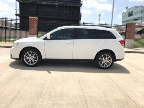 2015 Dodge Journey for sale at ALL AMERICAN FINANCE AND AUTO in Houston TX