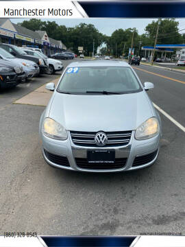 2009 Volkswagen Jetta for sale at Manchester Motors in Manchester CT
