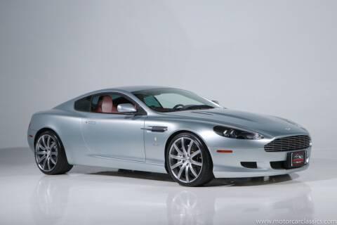 2005 Aston Martin DB9 for sale at Motorcar Classics in Farmingdale NY