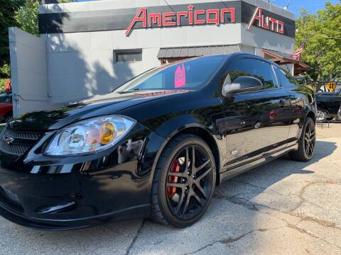 2008 Chevrolet Cobalt for sale at AMERICAN AUTO in Milwaukee WI