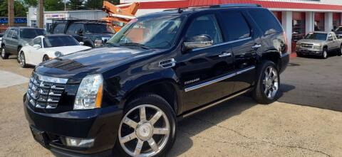 2011 Cadillac Escalade for sale at PA Auto World in Levittown PA
