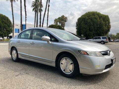 2006 Honda Civic for sale at Trade In Auto Sales in Van Nuys CA