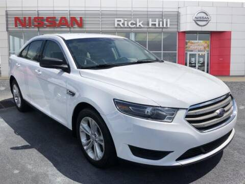 2017 Ford Taurus for sale at Rick Hill Auto Credit in Dyersburg TN