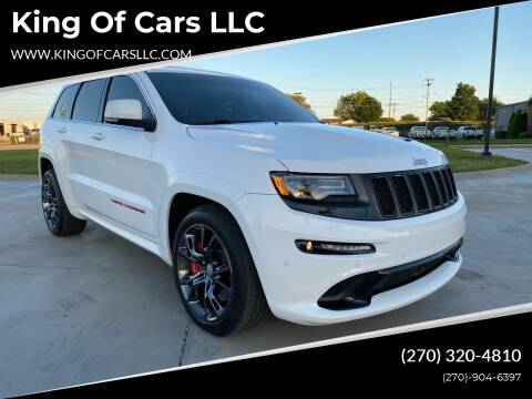2014 Jeep Grand Cherokee for sale at King of Cars LLC in Bowling Green KY