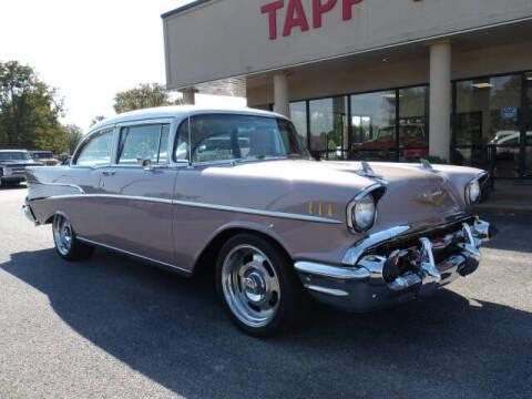 1957 Chevrolet Bel Air for sale at TAPP MOTORS INC in Owensboro KY
