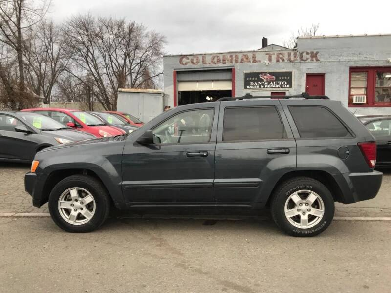 2007 Jeep Grand Cherokee for sale at Dan's Auto Sales and Repair LLC in East Hartford CT