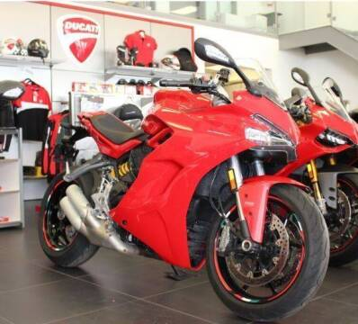 2017 Ducati Supersport for sale at Peninsula Motor Vehicle Group in Oakville Ontario NY