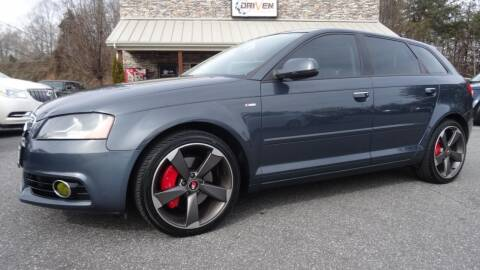 2011 Audi A3 for sale at Driven Pre-Owned in Lenoir NC