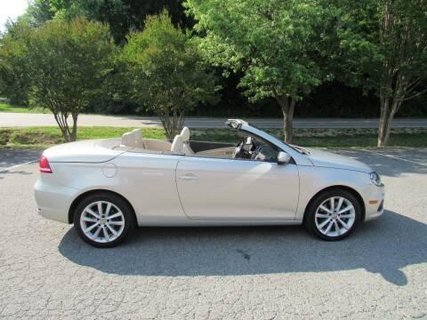 2012 Volkswagen Eos for sale at Pristine Auto Sales in Monroe NC
