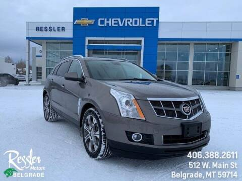 2012 Cadillac SRX for sale at Danhof Motors in Manhattan MT