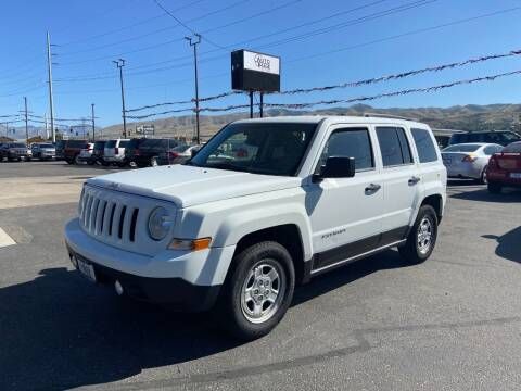 2014 Jeep Patriot for sale at Auto Image Auto Sales in Pocatello ID