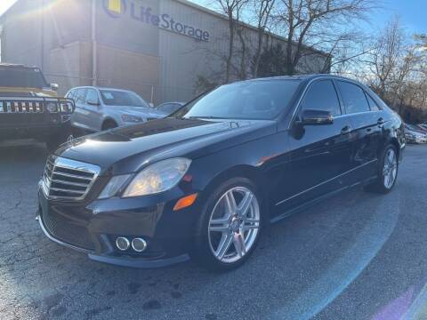 2010 Mercedes-Benz E-Class for sale at Quality Autos in Marietta GA