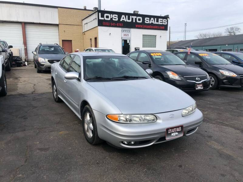 2001 Oldsmobile Alero for sale at Lo's Auto Sales in Cincinnati OH