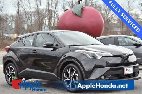 2018 Toyota C-HR for sale at APPLE HONDA in Riverhead NY