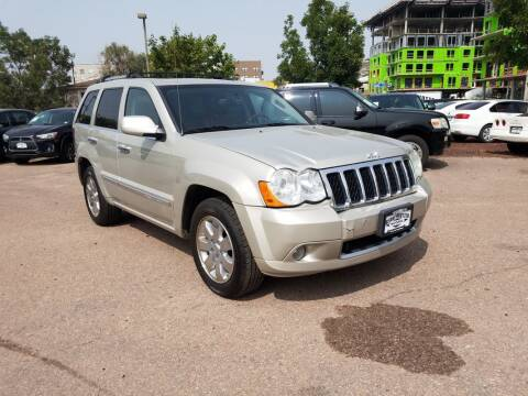 2009 Jeep Grand Cherokee for sale at BERKENKOTTER MOTORS in Brighton CO