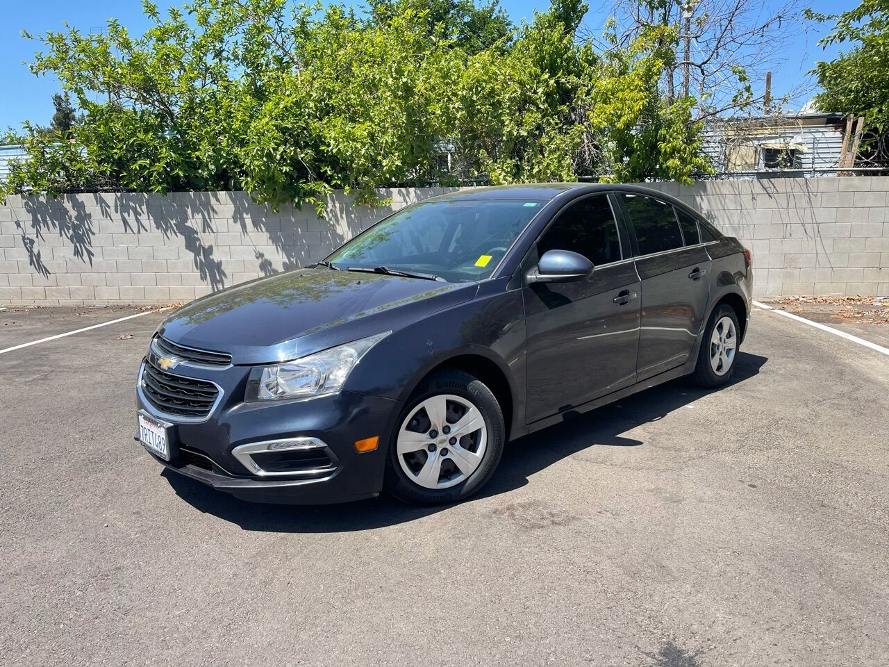 Pre-Owned 2016 Chevrolet Cruze Limited 1LT Auto 4dr Sedan w/1SD Front Wheel Drive Sedan