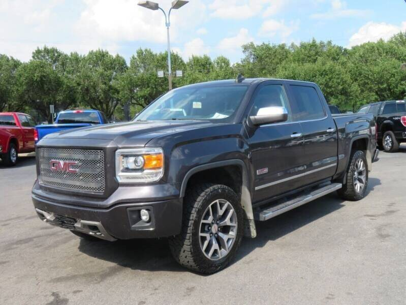 2015 GMC Sierra 1500 for sale at Low Cost Cars in Circleville OH
