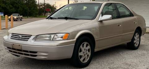 1999 Toyota Camry for sale at Mr Cars LLC in Houston TX