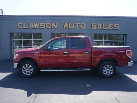 2013 Ford F-150 for sale at Clawson Auto Sales in Clawson MI