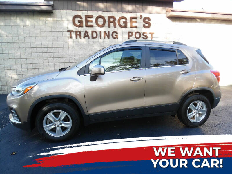 2018 Chevrolet Trax for sale at GEORGE'S TRADING POST in Scottdale PA