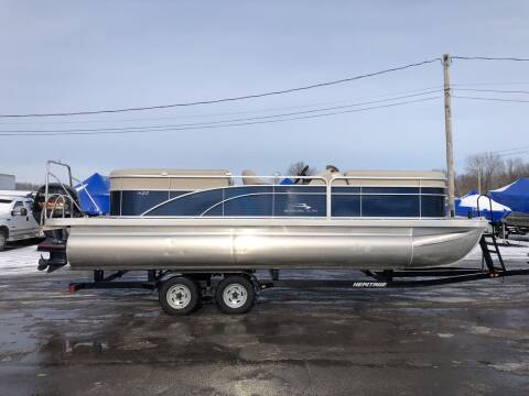 2017 Bennington Pontoon Boat for sale at RS Motorsports, Inc. in Canandaigua NY