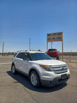 2011 Ford Explorer for sale at Marys Auto Sales in Phoenix AZ