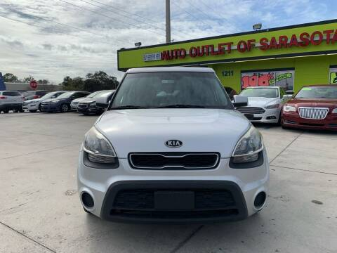 2012 Kia Soul for sale at Auto Outlet of Sarasota in Sarasota FL