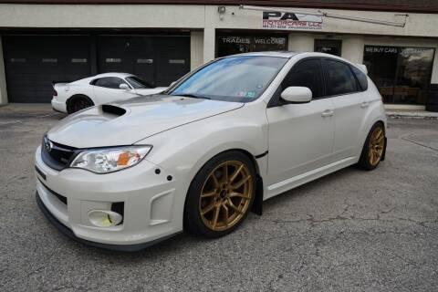 2014 Subaru Impreza for sale at PA Motorcars in Conshohocken PA